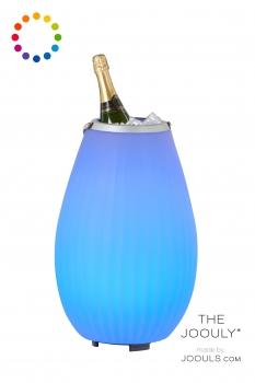 JOOULY 50 - Getränkekühler mit LED Licht und Bluetooth Lautsprecher - 2020 Generation