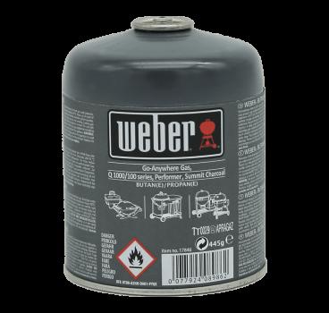 WEBER Gaskartusche Butan-Propan