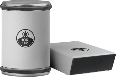 HORL 2 CRUISE - Rollschleifer Kreide incl. Magnetschleiflehre mit 20° Schleifwinkel und Edelstahlabziehscheibe