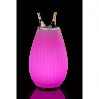 JOOULY 65 - Getränkekühler mit LED Licht und Bluetooth Lautsprecher - 2020 Generation