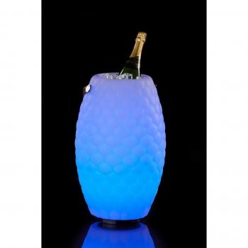 JOOULY LTD 50 - Getränkekühler mit LED Licht und Bluetooth Lautsprecher - 2020 Generation