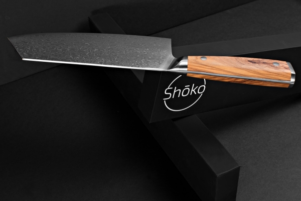 Shoko Cleaver Messer in Schatulle
