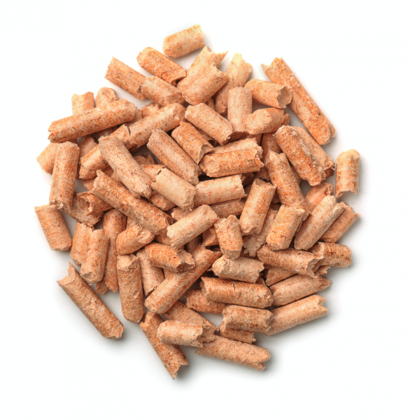 Moesta Sheriff Pellets Detail